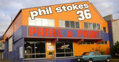 Phil Stokes Panel & Paint