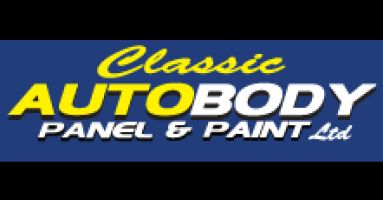 Classic Auto Body Panel & Paint Ltd