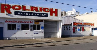 Rolrich Panel & Spray Ltd