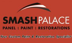 Smash Palace Panel & Paint