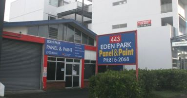 Eden Park Panel & Paint 2004 ltd