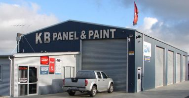KB Panel and Paint Ltd
