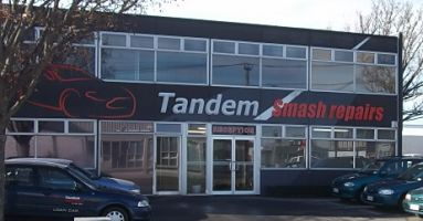 Tandem Smash Repairs Ltd - (City)