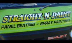 Straight N Paint Ltd - Rangiora