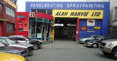 Alan Harvie Panelbeaters Ltd