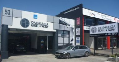 Onehunga Panel & Paint Ltd