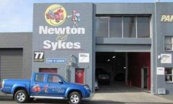 Newton & Sykes Ltd
