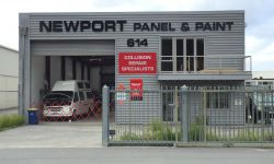 Newport Panel & Paint Swanson Auckland