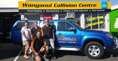 Wanganui Collision Centre Ltd